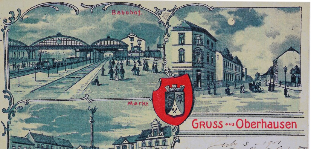 Grüße aus Oberhausen | LVR-Industriemuseum